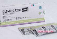 Obat Glimepiride Kegunaan, Efek Samping, Dosis dan Harga
