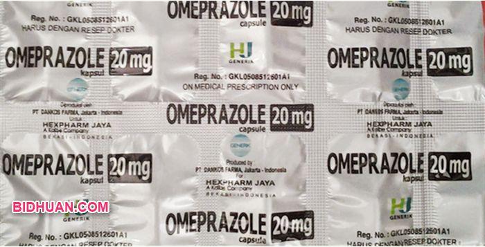 Obat Antisekresi untuk Mengatasi Penyakit Maag