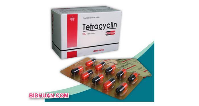 Antibiotik Tetrasiklin untuk Atasi Infeksi