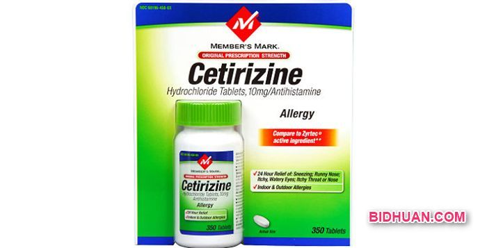 Fungsi Obat Cetirizine Terhadap Alergi