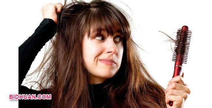 cara mengatasi rambut rontok dan kering