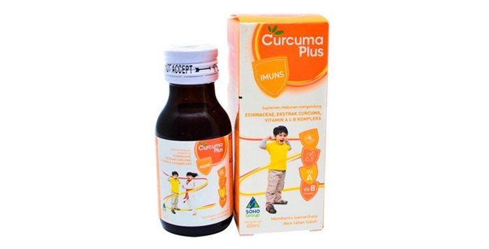 Curcuma Plus Khasiat manfaatnya