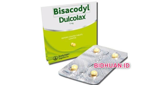 Dosis Penggunaan Bisacodyl Obat Sembelit