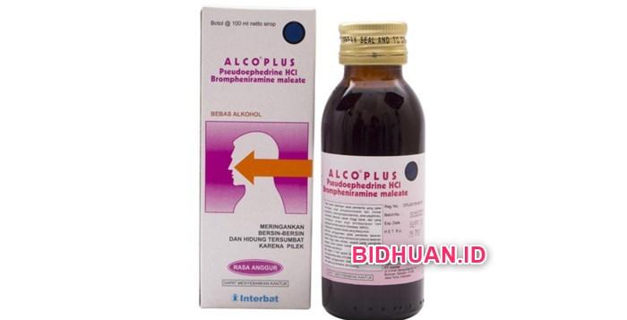 Obat Pilek Ibu Hamil Alco Plus DMP dan Harga jual di Apotik